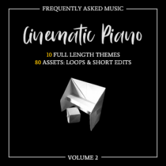 Cinematic Piano - Volume 2